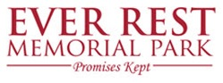 Ever Rest Memorial Park Logo